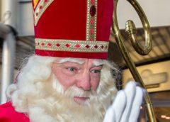 Sinterklaas komt naar Nieuwegein!