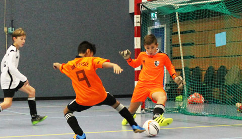 Mini-WK Zaalvoetbal