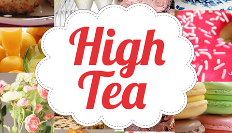 Winter mini High Tea op Buurtplein Zuid