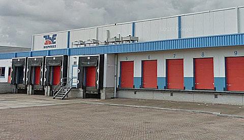 Man komt om het leven bij een bedrijf in Nieuwegein