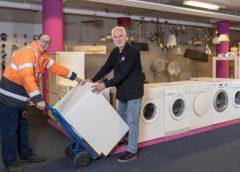 Noppes in Nieuwegein maakt met Wecycle kringloopwinkel circulair