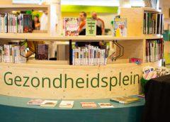 Workshop Lekker slapen op gezondheidsplein in de bibliotheek
