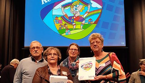 Twee 'Kern met Pit' initiatieven uit Nieuwegein krijgen prijs