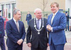 Video: Koning Willem-Alexander opent Tech Campus in Nieuwegein