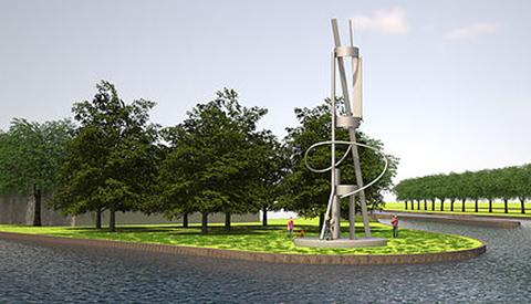Tentoonstelling SculpturenProject Amsterdam-RijnKanaal in de bieb