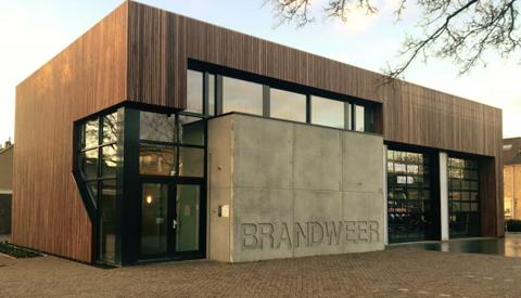 Brandweerpost Nieuwegein Zuid houdt 'Open Deur'