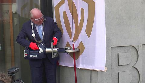 Brandweerpost Nieuwegein Zuid nu officieel open