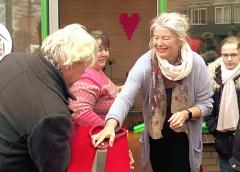 Video: Opening Buurtkamer in Schansen-Noord in de wijk Fokkesteeg