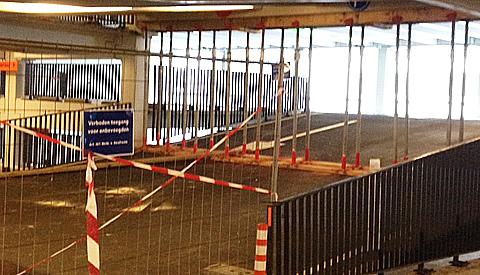 Parkeergarage binnenstad van Nieuwegein blijft een heikel en duur dossier