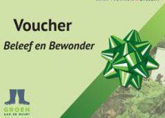 Vouchers van 500,- en 1.000,- euro voor groene bewonersinitiatieven