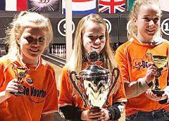 Nieuwegein niet naar het Nederlands Kampioenschap Schoolbowlen in Warmond