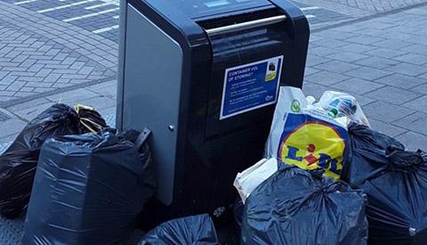Inwoners van Nieuwegein moeten lopen met hun huisvuil