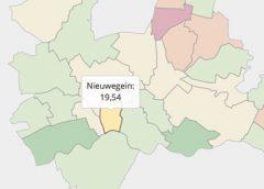 Nieuwegein in top 10 meeste woninginbraken in de provincie