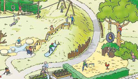 Bewonersbijeenkomst:Verbetering speelruimte in Zandveld