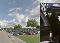Autokrakers slaan toe in Nieuwegein, politie zoekt nog één dader