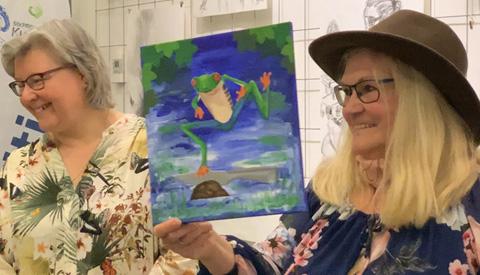 Gedichtenbundel Ingrid van Tellingen goed ontvangen