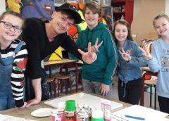 Kunstproject Comité 4 en 5 mei Nieuwegein