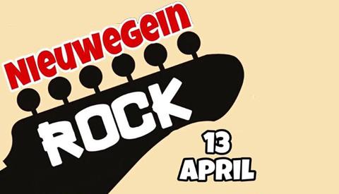 Nieuwegein 'Rocked' op zaterdag 13 april