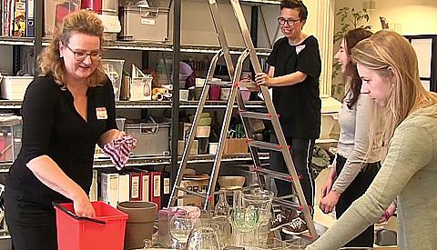 Video: 'Geslaagde NLDoet weekend in Nieuwegein'