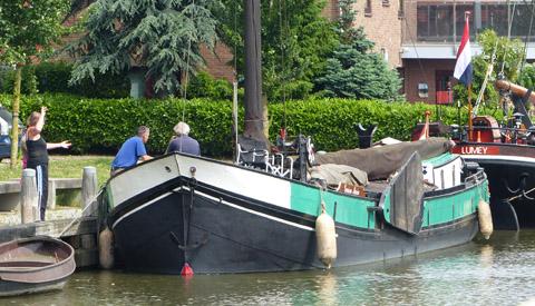 12 Mei weer Themazondag bij Museumwerf Vreeswijk