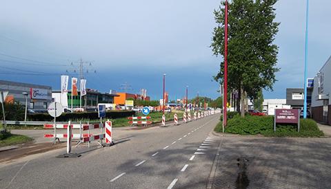 Nieuwegein: 'Geslaagde proefdagen aangepaste verkeerssituatie Ravenswade'
