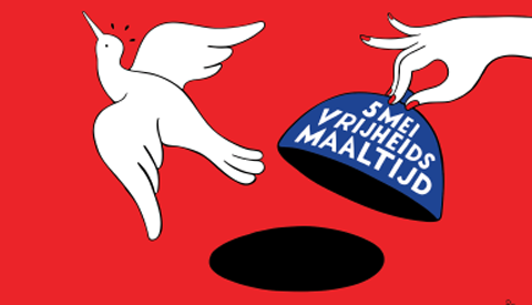 4 en 5 mei comité Nieuwegein organiseert vrijheidsmaaltijd