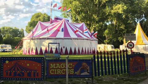Maak kans op twee keer twee vrijkaarten voor Magic Circus