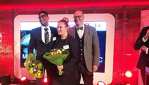 Zilver voor studenten Horeca & Toerisme College bij Future Talents 2019