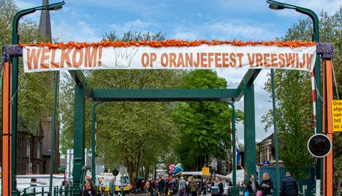 Koningsdag 2021 in Vreeswijk