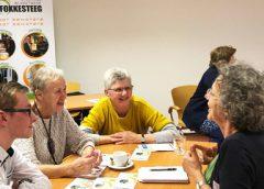 Bewoners in gesprek met de gemeenteraad
