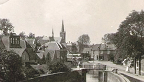 Toen & Nu: 'Frederiksoord in Vreeswijk'