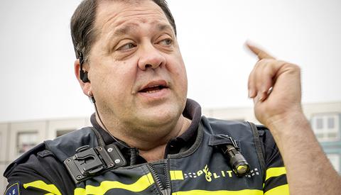 Portret van de week: 'Wie is daar wijkagent in Nieuwegein?'