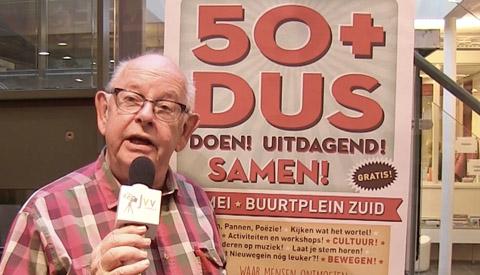 Eerste 50+DUS Festival voor herhaling vatbaar