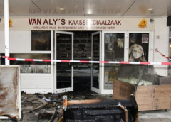 Politie zoekt getuigen van brandstichting in kaaswinkel op Makadocenter