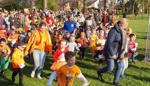 Kinderen van De Meander halen 4.000,- euro op voor KiKa