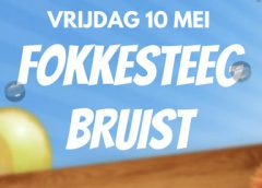 Vrijdag 10 mei: 'Fokkesteeg Bruist!'