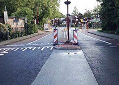 Raadslid Ton de Mol (VSP): 'Aanpassingen Zwanenburgstraat niet conform verkeersbesluit'