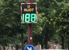 Politie zoekt controlepunten voor snelheid in Nieuwegein