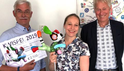 Basisschool De Veldrakker uit Nieuwegein wint innovatieprijs