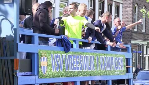 Zondag 1 VSV Vreeswijk Kampioen