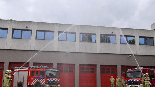 Brandweer Nieuwegein herdenkt omgekomen collega's