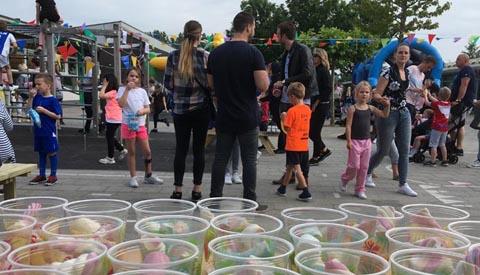Goede Doelen zomerfestijn Lucas Galecop haalt ruim 1.500,- euro op