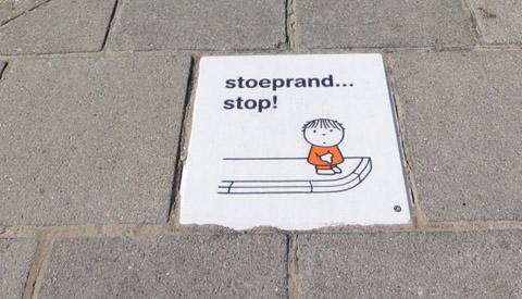 Veilige looproutes van en naar school in Hoog Zandveld