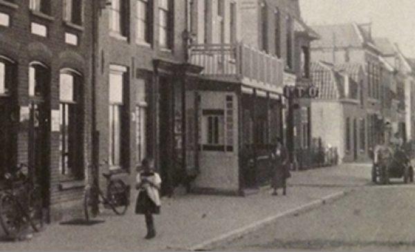 Toen & NU: 'De Dorpsstraat en het Marokkanenhuis'