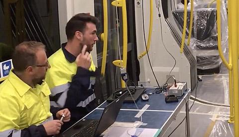 Bestrijding piepende tram kost provincie bijna miljoen euro
