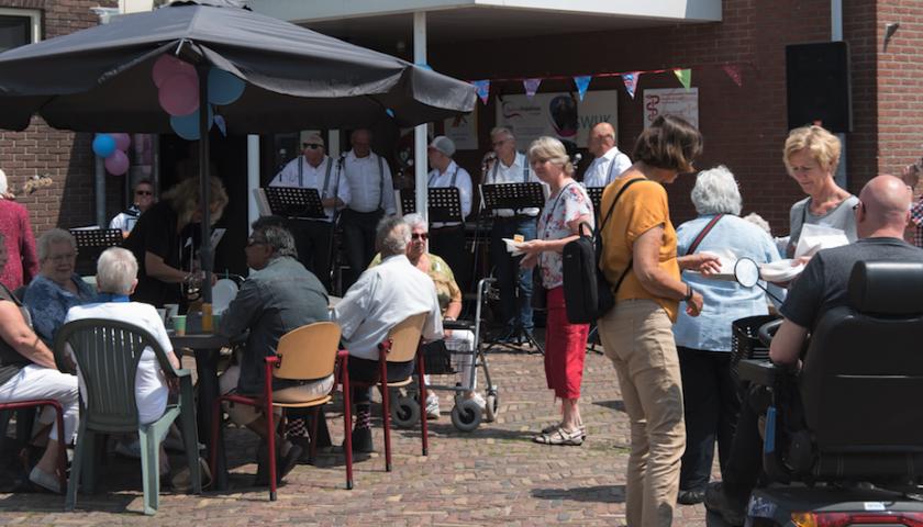 Algemene Hulpdienst Nieuwegein 45 jaar
