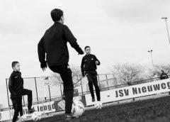 Voetbalschool T4U op Sportpark Galecop