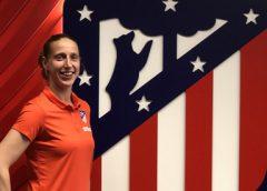 Sari van Veenendaal uit Nieuwegein nieuwe keepster van Atletico Madrid