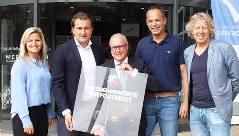 FC Utrecht en gemeente Nieuwegein intensiveren samenwerking