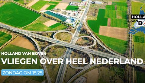 'Holland van Boven' strijkt neer in Nieuwegein